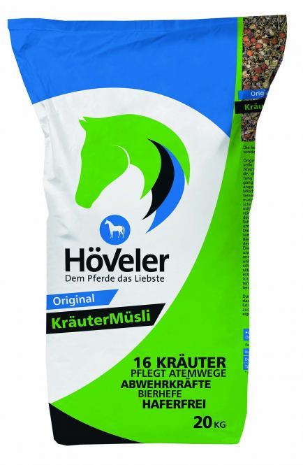 Höveler Original Kräutermüsli