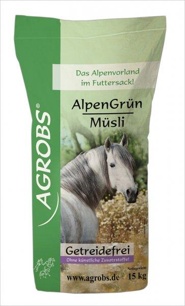 Agrobs Alpen Grün Müsli